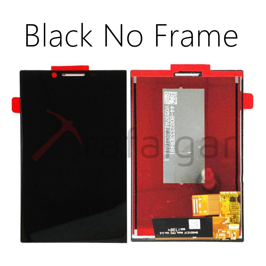 Image 2 - For BlackBerry Key2 LCD Display Touch Screen Digitizer Assembly  Key2 Screen With Frame For Blackberry Key 2 LCD Screen KeyTwoflex  cablepower flex cableswitch on