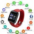 Pulsera inteligente pulsera inteligente con correas de repuesto banda inteligente rastreador de actividad de ritmo cardíaco Fitness Smart Watch Pro