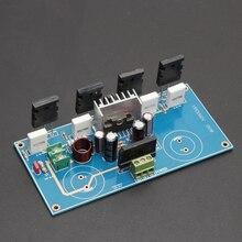 Kyyslb placa amplificadora dual mono, 18 ~ 36v a7 upc1342v 220w * 2 pares placa amplificadora 2sc5200 2sa1943 super lm3886