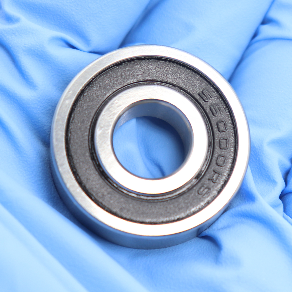 4pcs S6000-2RS 10x26x8 mm 440c Stainless Steel Rubber Sealed Ball Bearings