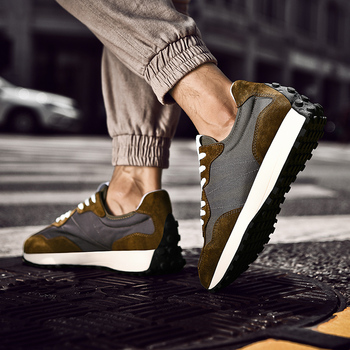 2020 Spring Fashion Men Sneaker Shoes Mesh Breathable Casual Shoes Running Flat Shoes Men s