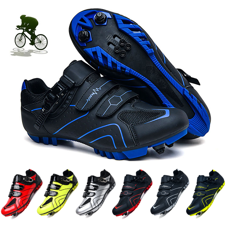 Self-locking Nonslip Mountain Bike Sneakers Sapatilha Ciclismo MTB Cycling Shoes Men Sneakers Professional Cycling Shoes Road