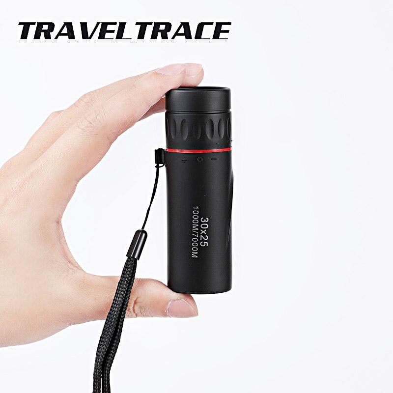 8X21/30X25 Mini Pocket Monocular Telescope For Smartphone Powerful Military Zoom Micro Scope Binoculars Travel Hunting Optical