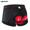 New 2021 Upgrade Cycling Shorts Mesh Cycling Underwear 5D Gel Pad Shockproof Cycling Underpant MTB Shorts Bike Underwear