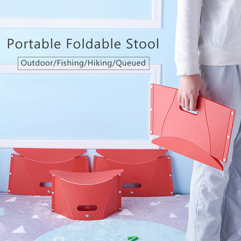 Tabouret pliable Portable 1