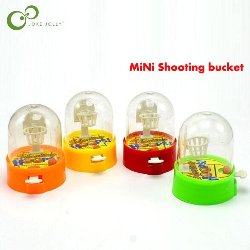 10 шт./лот мини-игрушки для стрельбы, машина для стрельбы пальцами, настольные игры, детские игрушки, Классическая интерактивная игрушка для ...