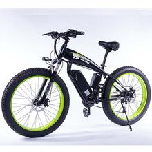 Electric bike 1000W4.0 fat tire electric bike beach cruiser bike Booster bicycle