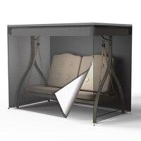 مقاوم للماء في الهواء الطلق أثاث حديقة الفناء يغطي المطر الثلوج كرسي يغطي ل أريكة الجدول كرسي غطاء مقاوم للأتربة