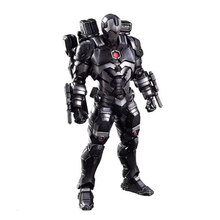 27cm Marvel Comics Movie Play Arts Kai Marvel War Machine Iron Man Super Hero PVC Action Figure toys collectible Figure Model 2018 marvel amazing ultimate spiderman captain america iron man pvc action figure collectible model toy for kids children s toys