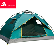 Backpacking Tents Ultralight  Outdoor Camping Tent for 2 Person Carpas Resistente Al Agua Pop Up