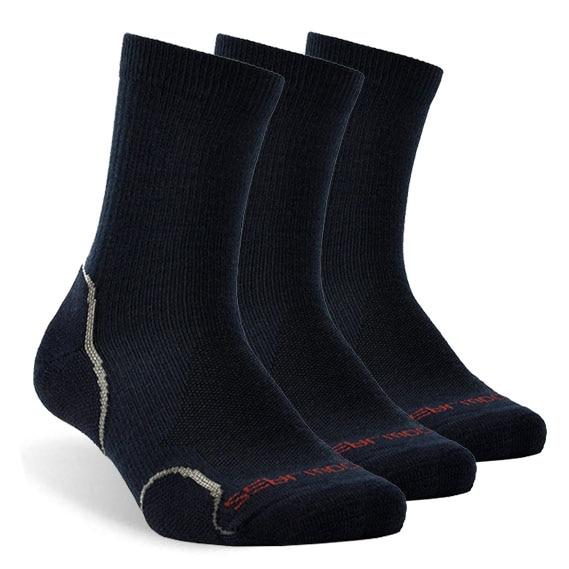 3 pair dark blue