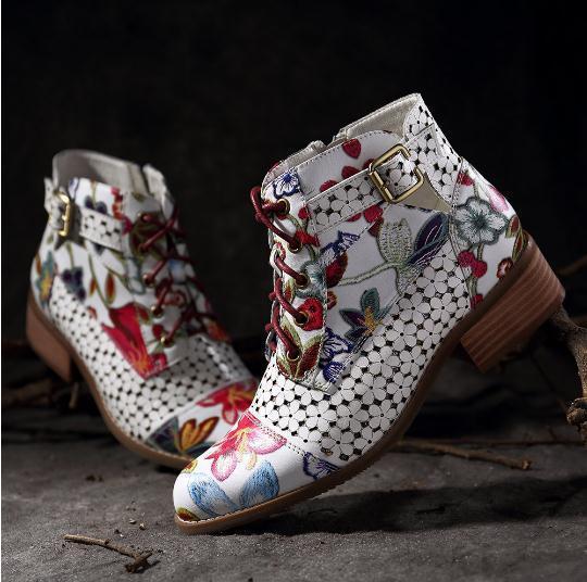 Купить женские ботинки mudibear осенне зимние короткие сапоги в западном картинки цена