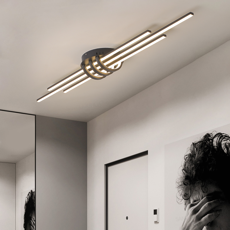 lowest price PIR Sensor LED Panel Lamp 36W 24W 18W 13W 9W Ceiling SurfaceMounted Lighting 85-265V Kitchen Bedroom Foyer Corridor CeilingLight