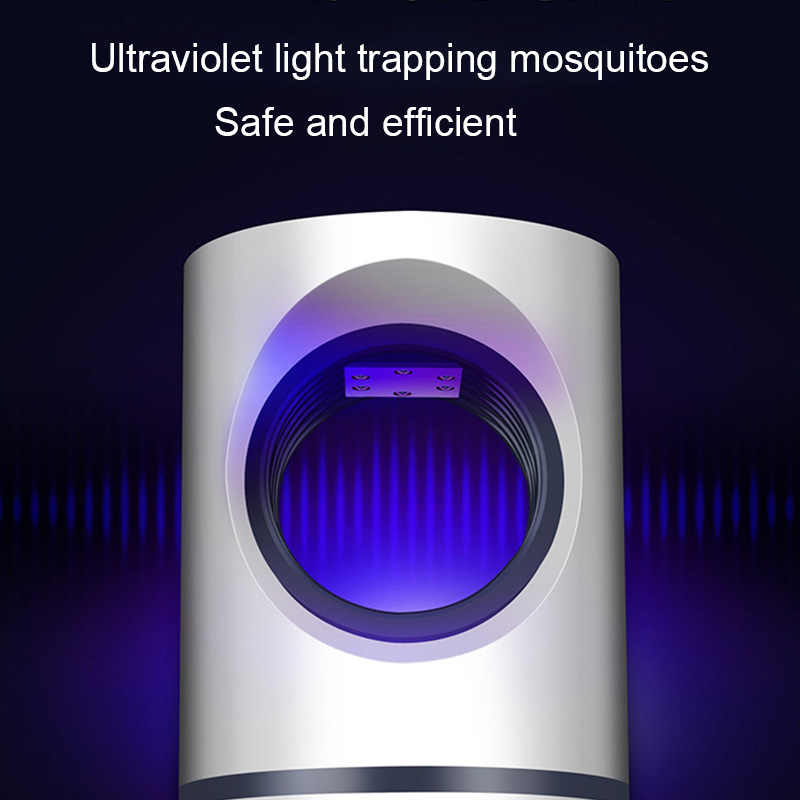 Baru Listrik Nyamuk Pembunuh Lampu Usb Listrik Terbang Perangkap Nyamuk Lampu Bug Zapper Nyamuk Pembunuh Serangga Pest Control Penolak