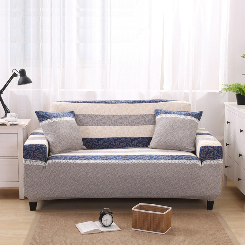 Slipcovers Sofa cover all-inclusive slip-resistant sectional elastic full Couch Cover sofa Towel Single/Two/Three/Four-seater image