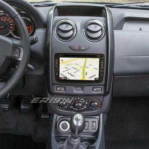 Image 2 - 7783 Autoradio Android 9.0 for Renault Dacia Duster Logan Sandero Dokker 8 core DAB+ Wifi Radio Car Stereo Multimedia Player