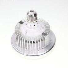 مصباح إضاءة LED للصور معدني 125 وات 5500K 220 فولت مصباح إضاءة LED للستوديو والفيديو لمبة E27 لاستوديو التصوير الفوتوغرافي صندوق إضاءة قوي