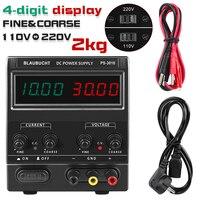 NEW 4 Digits DC Adjustable Laboratory Switching Power Supply Voltage Stabilizer Adjustable Power Source 30V 60V 90V 50V 100V 48V