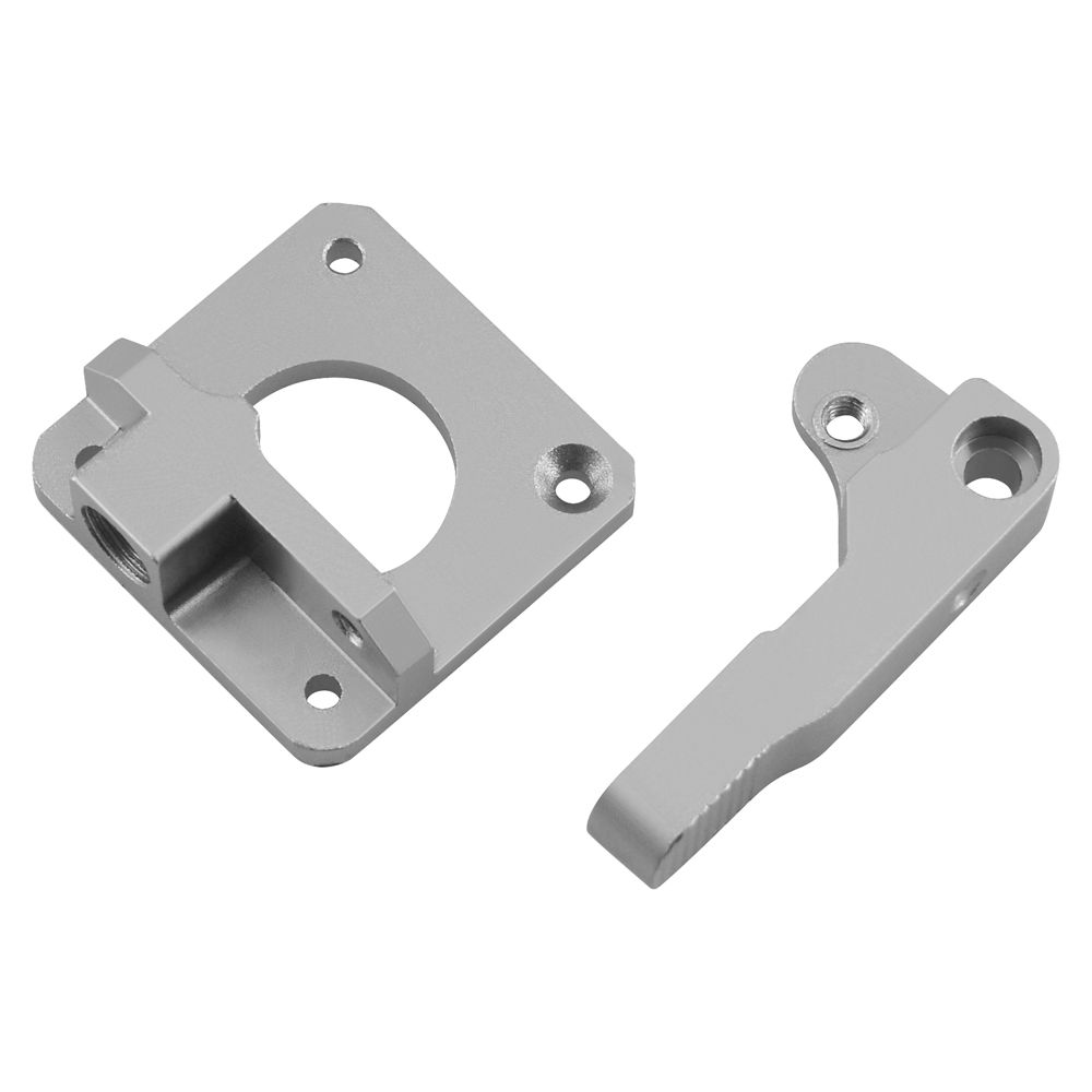 MK8 Aluminum Block Bowden extruder for Ender 3 CR10 CR10S PRO as 3D Printer Parts 9
