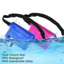 Waterproof Waist Bag For iPhone 11 Pro Max 6 7 8 Plus XR XS Underwater Surfing Drift Dry Waist Pack Case For Samsung S20 Ultra transparent shockproof phone case for iphone 7 8 6 6s plus case back cover for iphone 11 pro max case for iphone x xs max xr