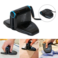 Folding Portable Iron Compact and Perfect Foldable Travel Iron Fordable Mini Iron for Collar Dropshipping