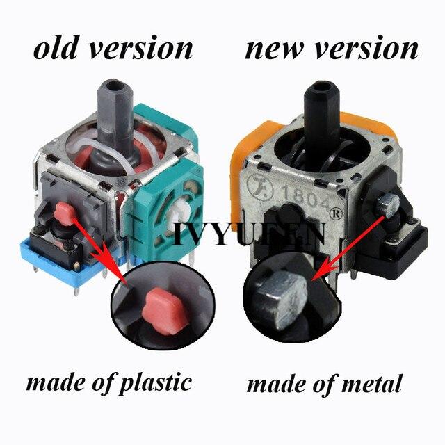 IVYUEEN 3D Analog Joystick Sensor Module Potentiometer & Thumb Stick for Sony PlayStation 4 PS4 Pro Slim Controller Repair Parts 2