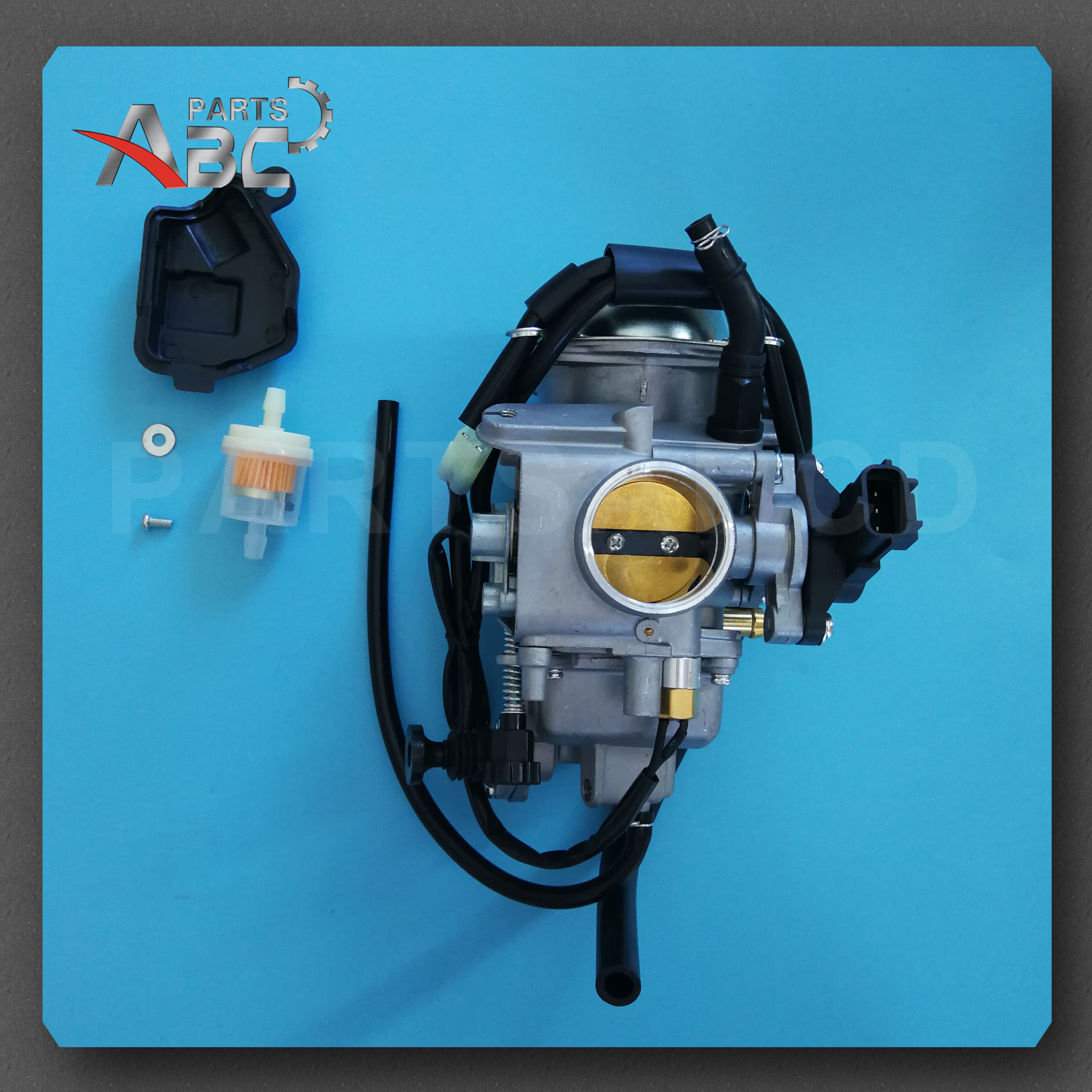 Carburador Para Foreman Rubicon 500 TRX500FA TRX500FGA TRX500FPA 2001-2014 Carb