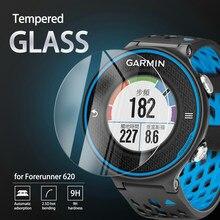 5 шт. 9H закаленное стекло премиум класса для Garmin Forerunner 620 630 645 220 225 230 235 245M 245 735 935 Защитная пленка для экрана