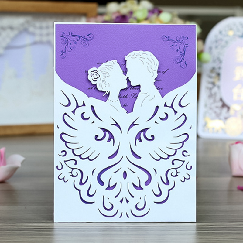 angel Lovers Dies Metal Cutting Dies New 2019 Couple Craft Dies Cut for Card Making Scrapbooking DIY Home Decorative in Cutting Dies from Home Garden