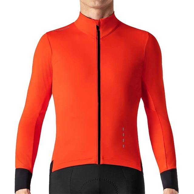 Bike Ciclismo Primavera 2020 La Passione Lente/Herfst Lange Mouw Fiets Bicicleta Jerseys Mannen Mtb Cycle Maillot Ciclismo-in Fietstruien van sport & Entertainment op