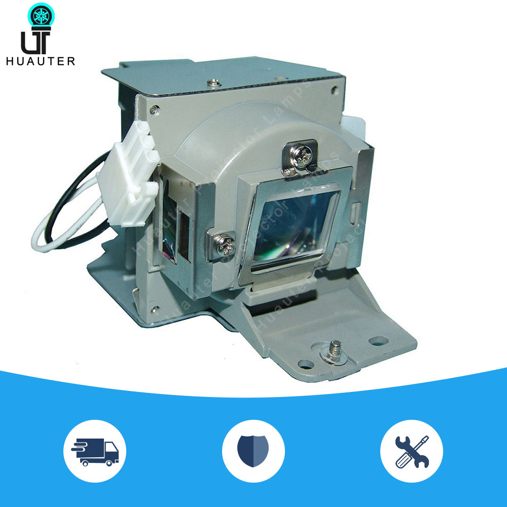Projector Lamp 5J.J5205.001 With Housing For BenQ MS500 MS500+ MS500-V MS500P MX501 MX501-V MX501V TX501