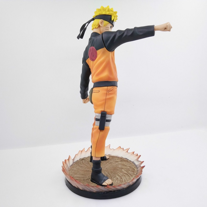 NARUTO SASAUKE NINJA ANIME FIGURE 26 CM SHIPPUDEN UZUMAKI 1/6 SCALE FACE CHANGE PVC ACTION FIGURE COLLECTIBLE MODEL TOY DOLL B19 5