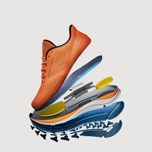 Image 5 - Amazfit אנטילופה אור חיצוני ריצה נעלי גודייר גומי החלקה הלם להפחית תמיכה חכם שבב לxiaomi Mijia 2 נעליים