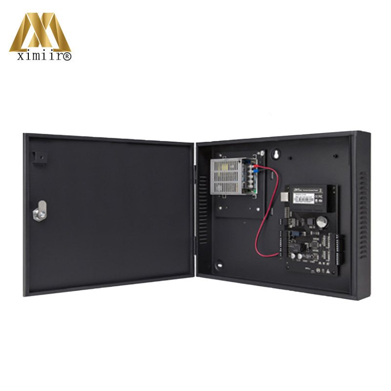 Metal Case Power Supply Box With Battery Function P3 110V-240V Biometric Access Control System For C3 Access Control Panel