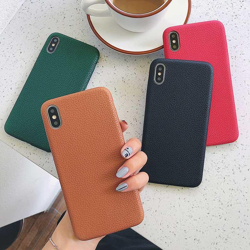 Boucho для iphone Xs MAX XR X XS чехол s крокодиловая текстура чехол для телефона для iphone 11 Pro max 7 8 6 6S Plus Роскошный чехол из искусственной кожи