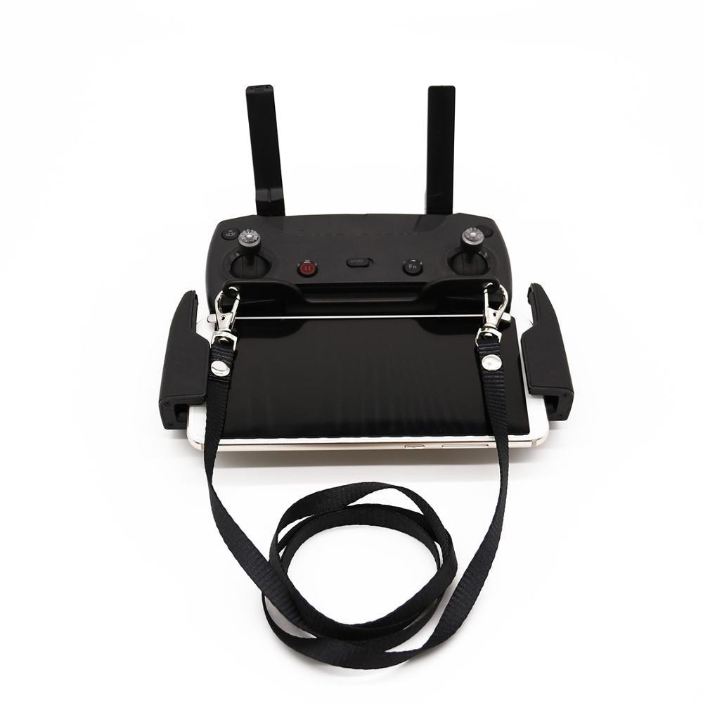 Neck Strap Lanyard Belt & Dual-Hook Bracket For DJI Mavic Pro Mini Spark Air Mavic 2 Pro Zoom Controller Mount Neckstrap