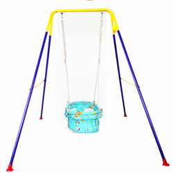 Childrens swing With a baby artifact Baby bouncing chair baby child jumping chair fitness frame swing indoor hanging chair toy