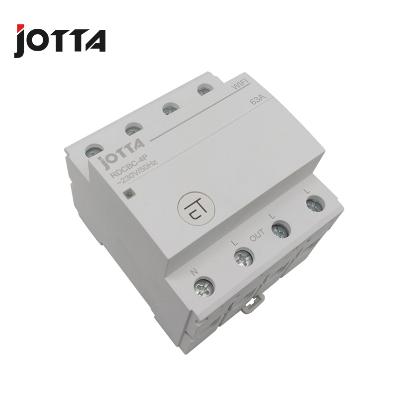 Image 3 - Jotta WiFi Circuit Breaker Remote Control by eWeLink Voice Control With Amazon Alexa and Google Home  RDCBC 1P 2P 4PCircuit Breakers   -