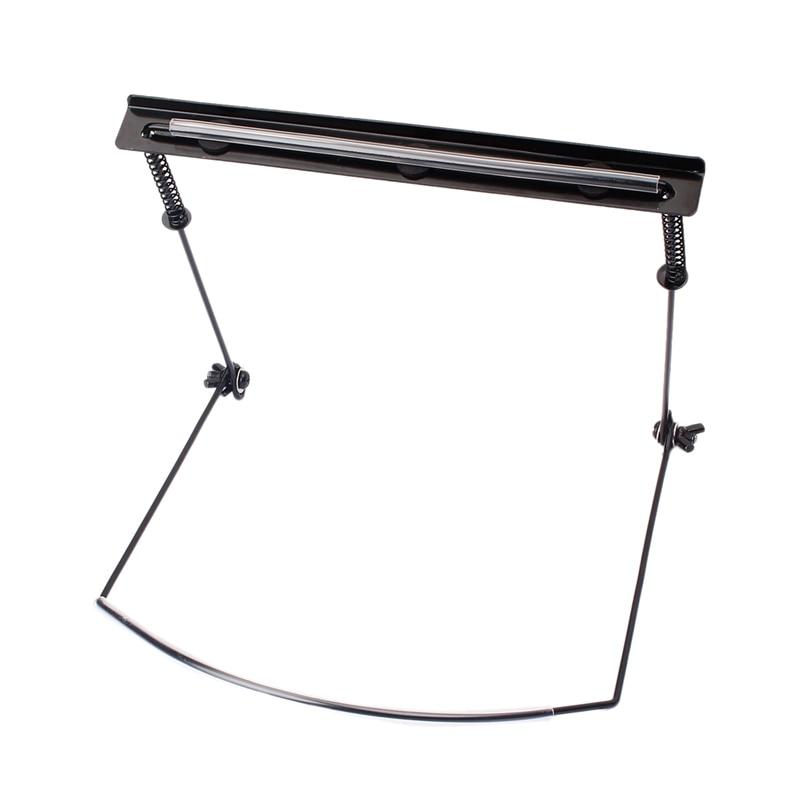 Professional Harmonica Neck Holder Adjustable Suitable 24 Hole Rack Mount Stand