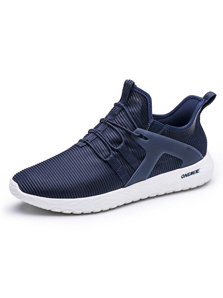 ONEMIX Women Sneakers Sport-Shoes Lightweight Tennis Jogging Outdoor Breathable Walking