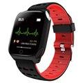 F16 Смарт-часы кровяное давление кислород монитор сердечного ритма PPG ЭКГ фитнес-трекер часы носимые Смарт часы для здоровья
