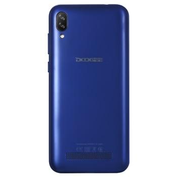 Перейти на Алиэкспресс и купить Смартфон DOOGEE X90, 16 Гб ПЗУ, четырёхъядерный, 6,1 дюйма, Android OS 19:9, экран Waterdrop, 3400 мАч, две sim-карты, 8 Мп + 5 МП, WCDMA