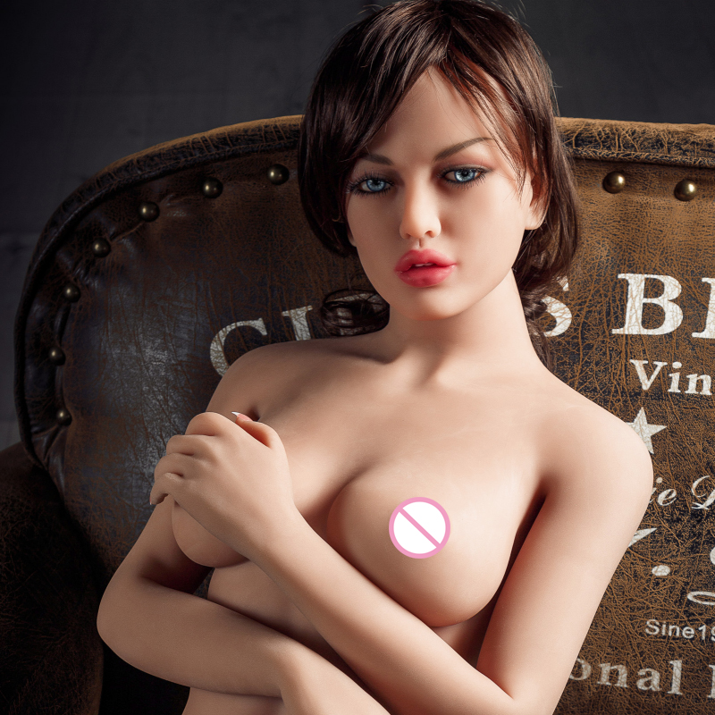 Realistic silicone <font><b>sex</b></font> <font><b>doll</b></font> with <font><b>148</b></font>-165cm height small breast tpe sexy rubber <font><b>doll</b></font> for men image