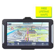 Oriana-navegador GPS para coche, Win CE, GPS, 7 pulgadas, 128mb, Europa/Rusia/América del Norte/Australia
