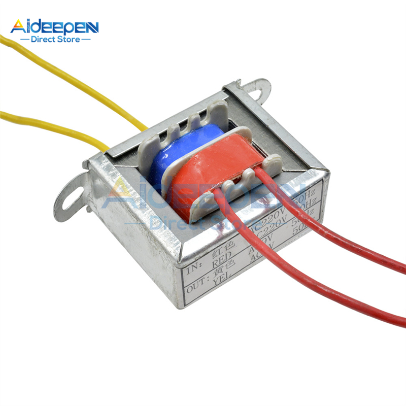 AC 110V/220V To AC 9V Spot Welder Power Supply Transformer For NY-D01 100A/40A Spot Welding Controller Board