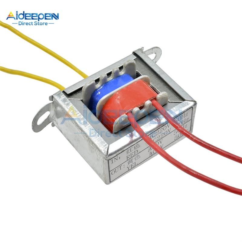 AC 110V/220V To AC 9V Spot Welder Power Supply Transformer For NY-D01 100A/40A Spot Welding Controller Board