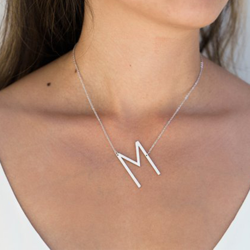Personality Name Necklace...