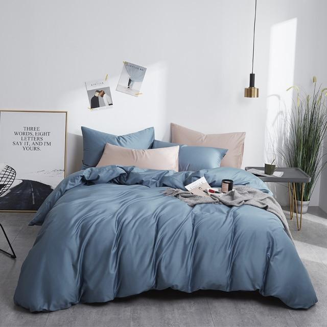 Комплект постельного белья из чистого египетского хлопка 4
