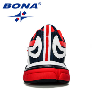 Image 2 - BONA New Designers Male Sneakers Running Shoes Mens Sport Shoes Outdoor Athletic Krasovki Tennis Shoes Man Jogging Shoes