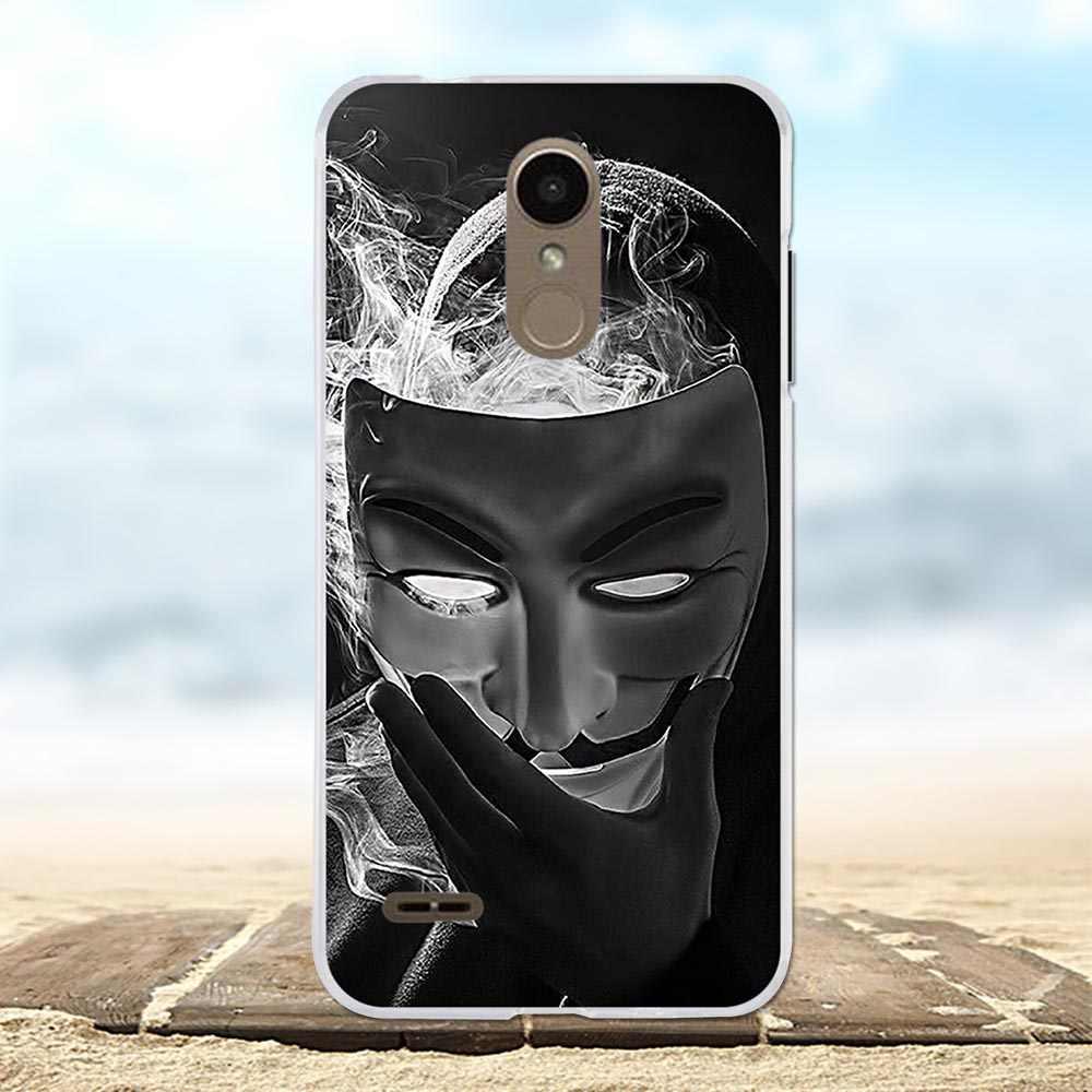 Yang TPU Phone Case untuk LG K8 2018 LG K9 untuk LG Aristo 2 Coque Silicone Bermotif Fundas Soft Cover housing Shell 5.0 Inch
